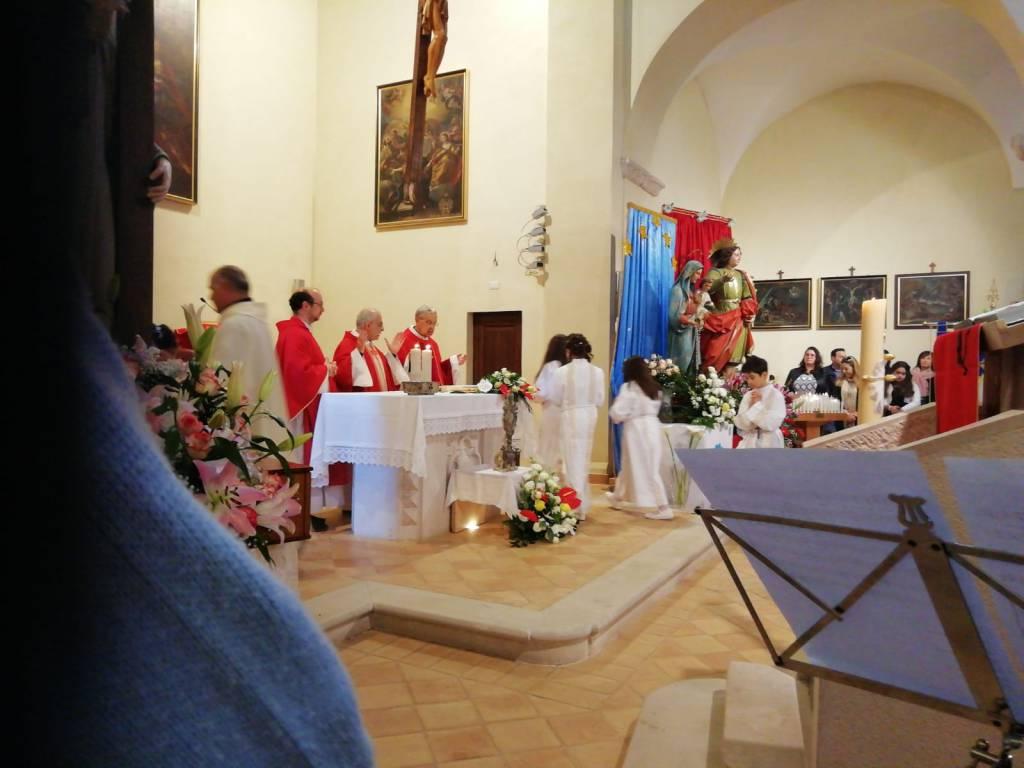 Calendario Feste Patronali Puglia.San Giuliano Di Puglia Riuscita La Festa Patronale Tra Fede
