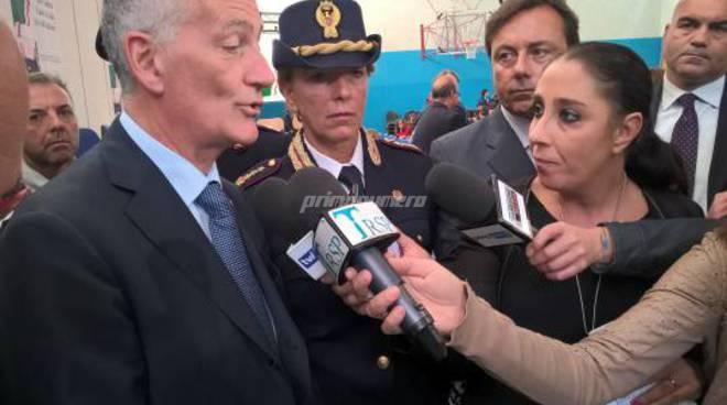 Franco Gabrielli Polizia