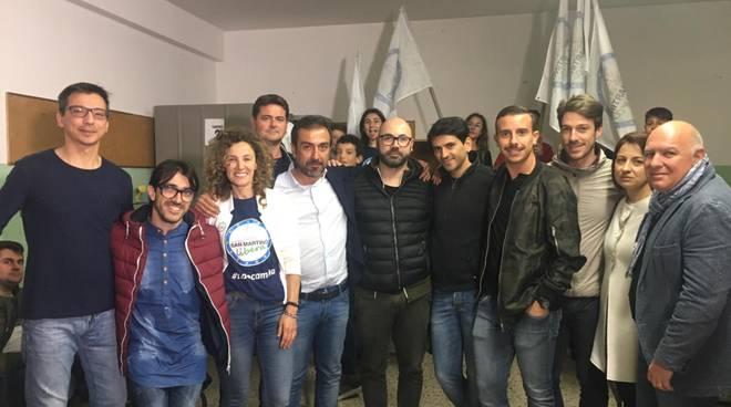 Gianni Di Matteo e San Martino libera