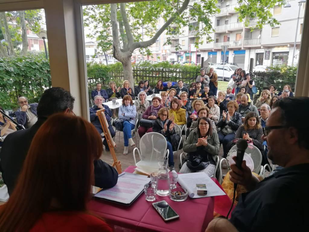 Presentazione libro Paola D'Aurizio