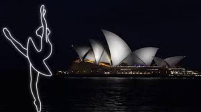 Opera Ballerina a Sidney