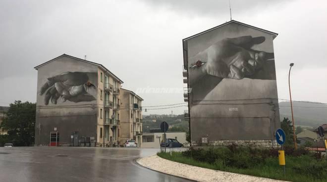 murales Fontanavecchia Campobasso