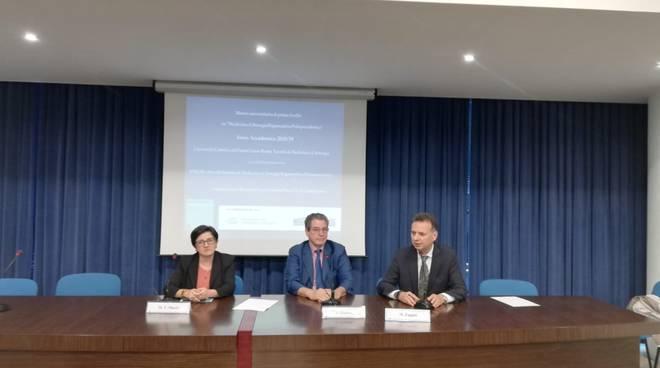 Zappia Giustini commissario Sanità