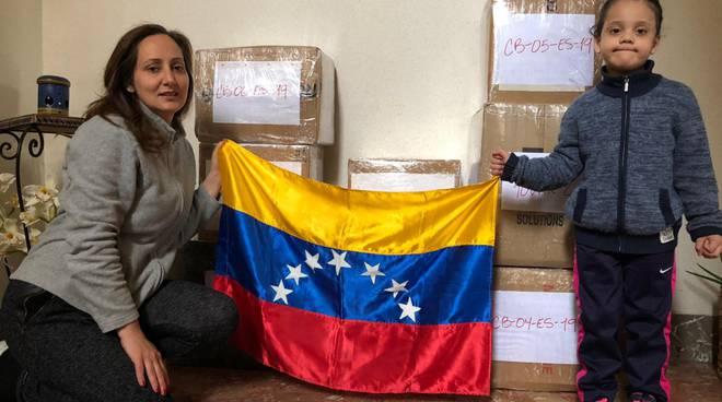Farmaci per Venezuela