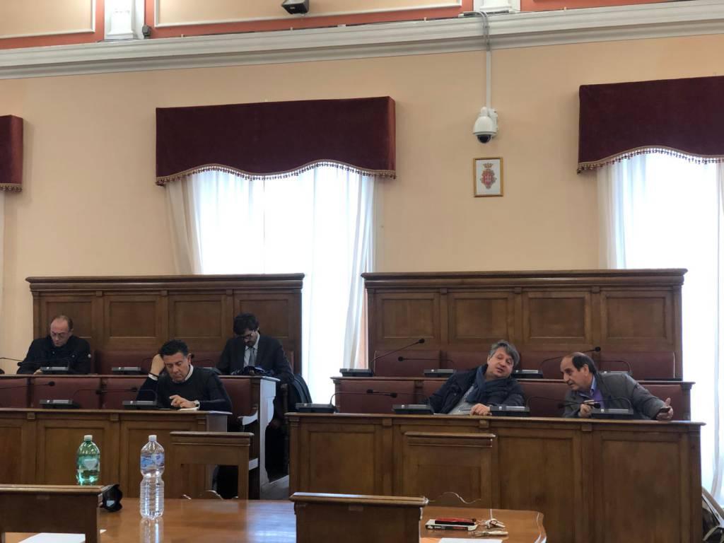 maggioranza Consiglio comunale Campobasso