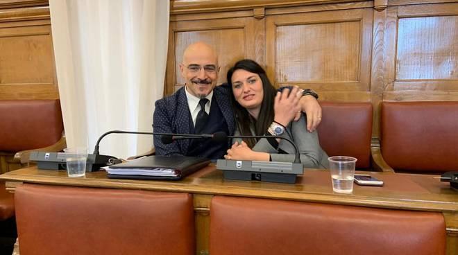 Pilone e Cancellario Consiglio comunale Campobasso