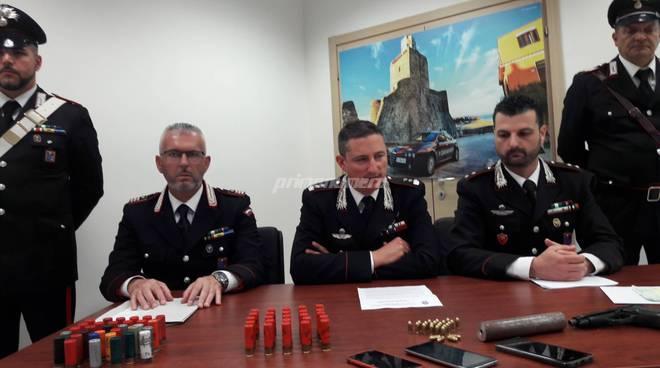 Arresti Carabinieri usura estorsione Gaeta Pica cantore