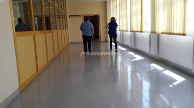 Corridoi ospedale
