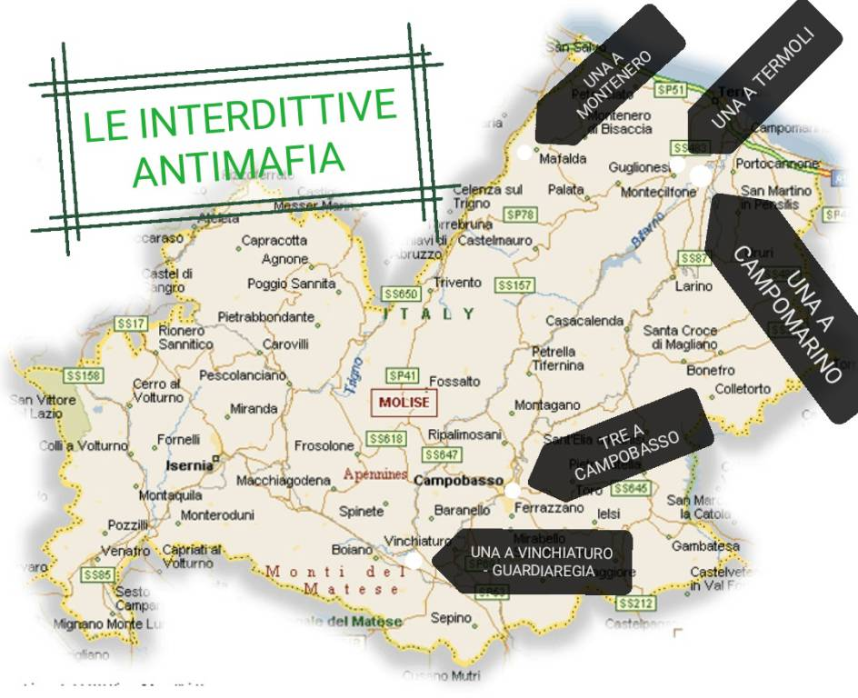 interdittive antimafia