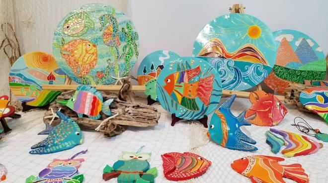 lavori ceramica studenti