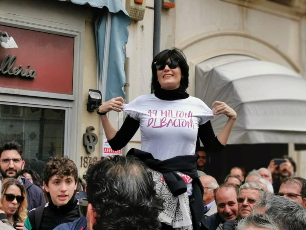 Gilda Antonelli Salvini a Campobasso 1 giugno 2019