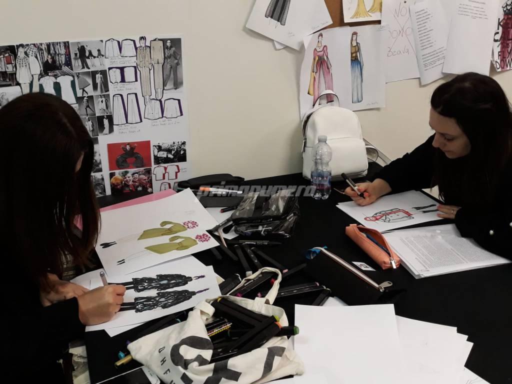 scuola di moda Campobasso