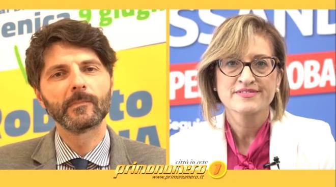 Gravina e D'Alessandro intervista doppia