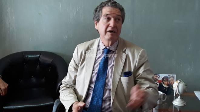 Angelo Giustini commissario sanità