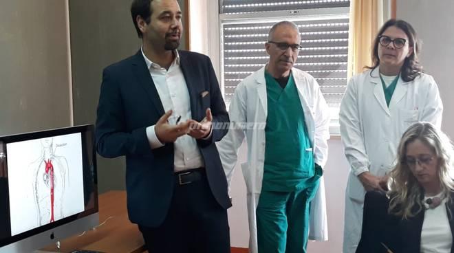 Iorio, Flocco Colavita ospedale Cardarelli