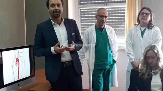 Luca Iorio Romeo Flocco Colavita ospedale Cardarelli Campobasso