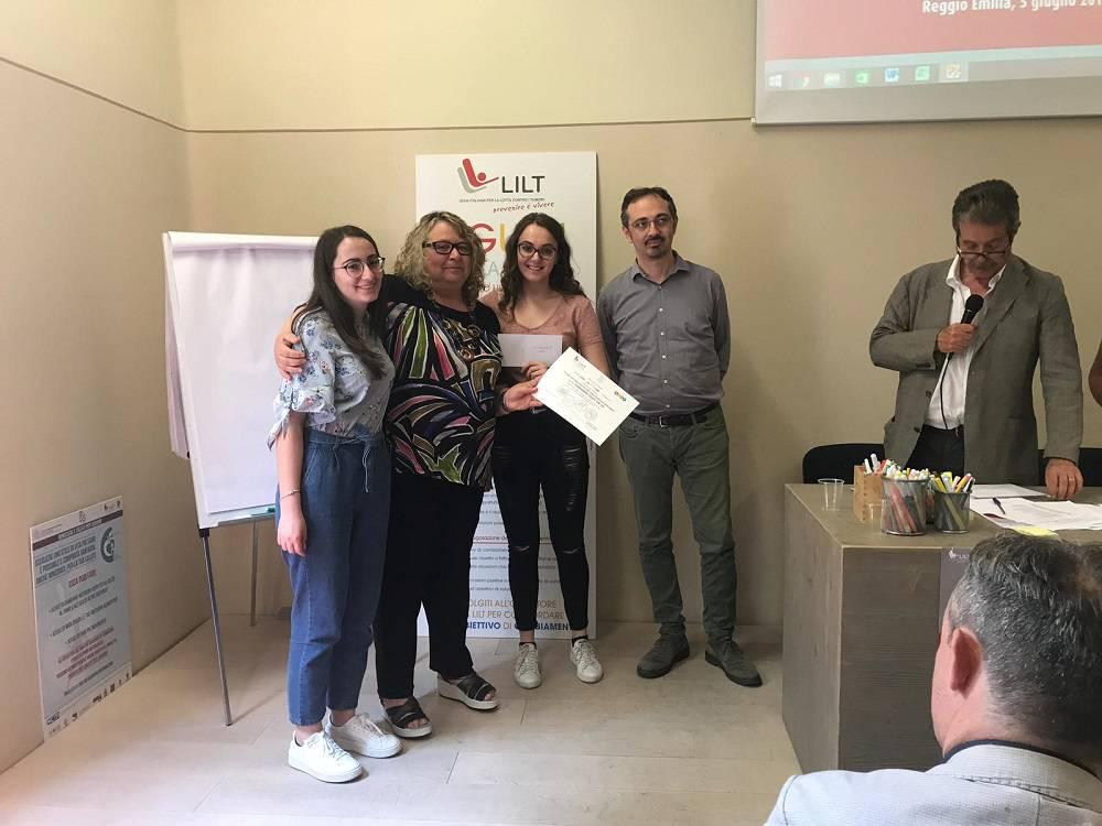 scuole Larino premiate Lilt
