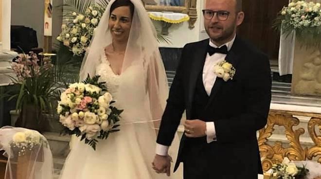 Pasquale Riccio e Angelica Quiquero