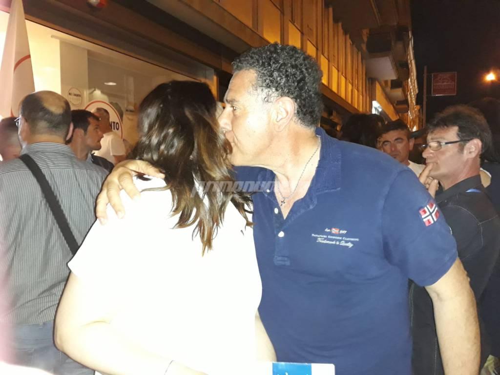 Lello Bucci e Paola Felice