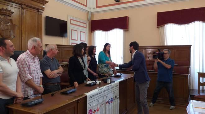 Gravina sindaco Comune di Campobasso