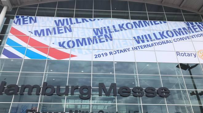 Rotary termoli ad Amburgo