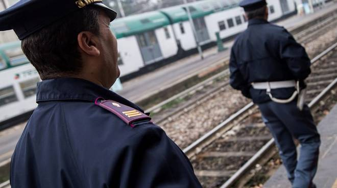 polizia ferroviaria cb