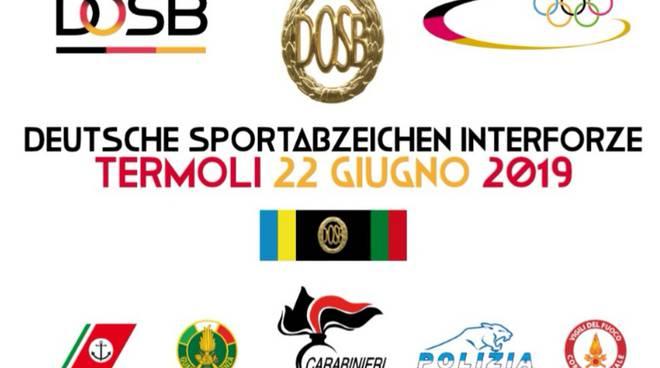 Brevetto sportivo militare a Termoli