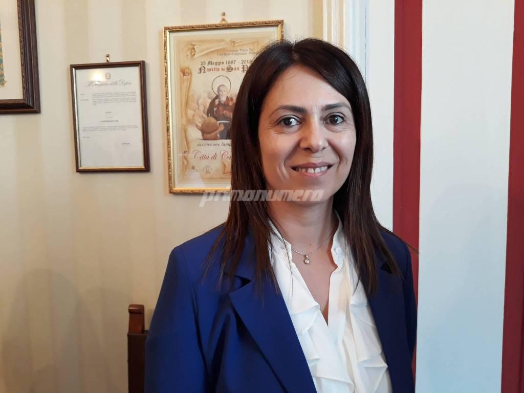 Paola Felice giunta Comune Campobasso