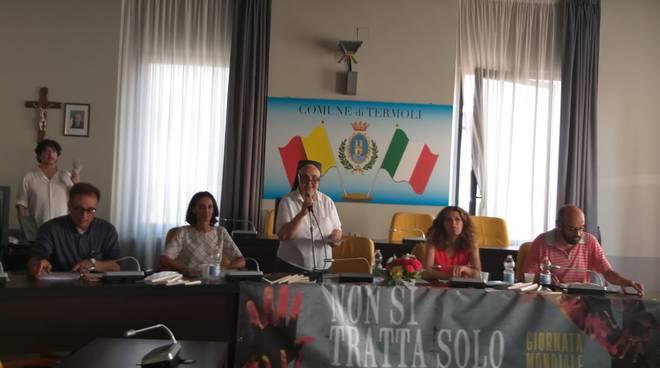 Convegno Caritas Tratta