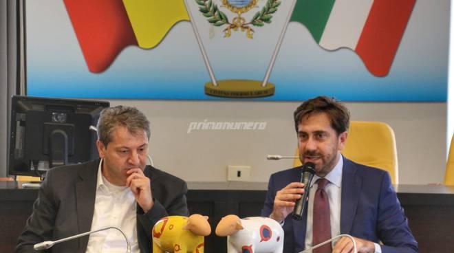 Antonello Barone e Francesco Roberti