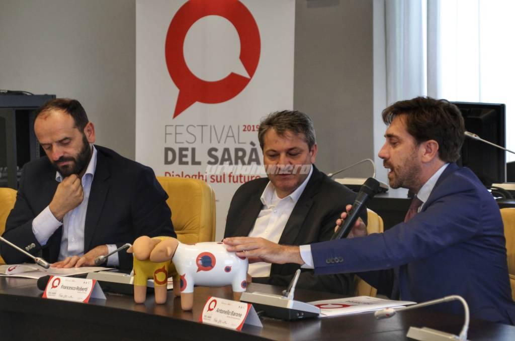 Festival del Sarà - Barone, Roberti e Cesare
