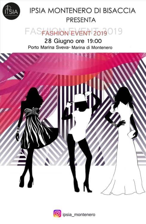sfilata moda Ipsia Montenero