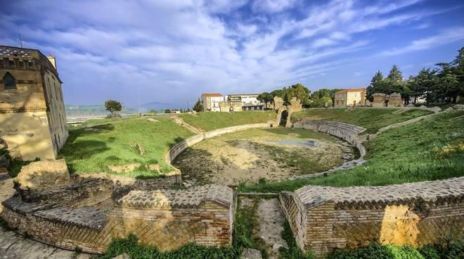 anfiteatro Larino