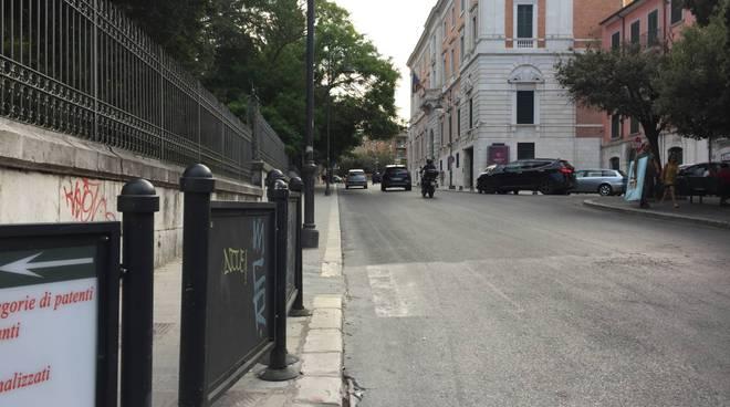 via Veneto Campobasso