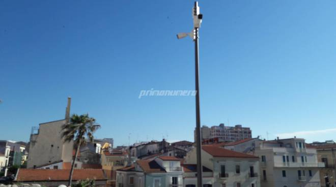 Telecamere castello borgo e piazza duomo