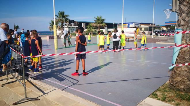 basket contest lungomare