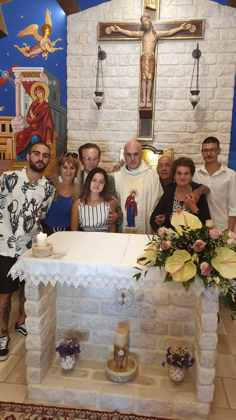 60° anniversario di matrimonio Angelo Raffaele e Maria