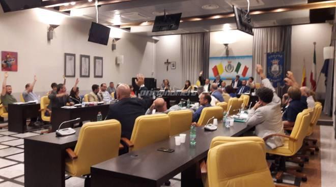 Consiglio comunale 22 luglio 2019