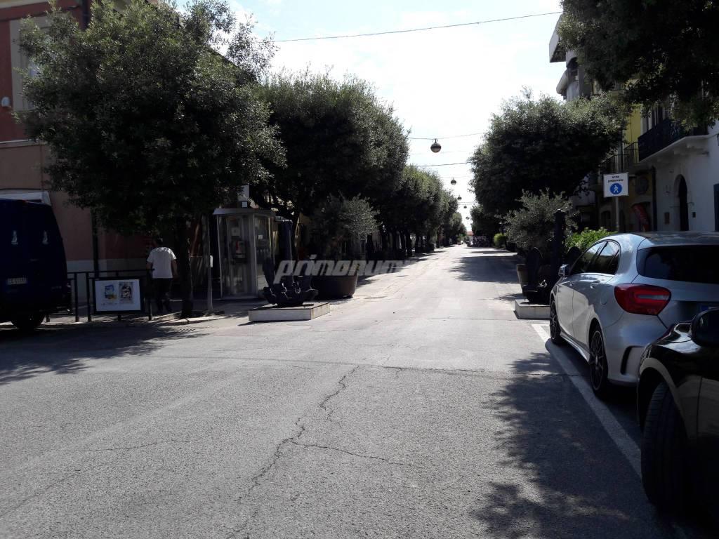 Corso Umberto e caos