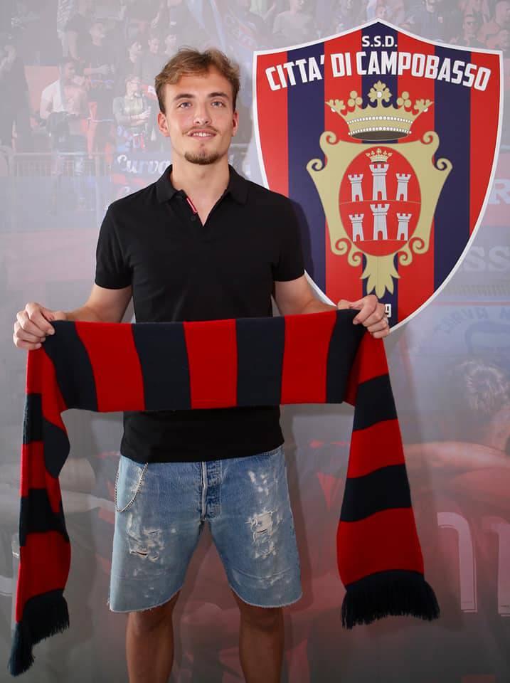 Piero Tano Campobasso calcio