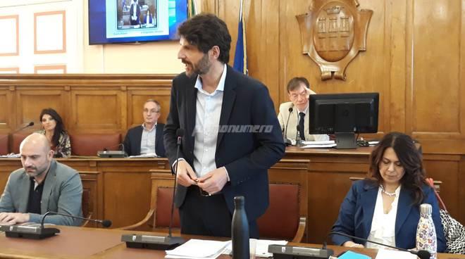 Gravina consiglio comunale Campobasso