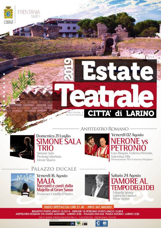 Estate teatrale Larino