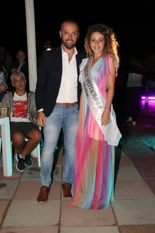 Michele Barile a Venere d'Italia