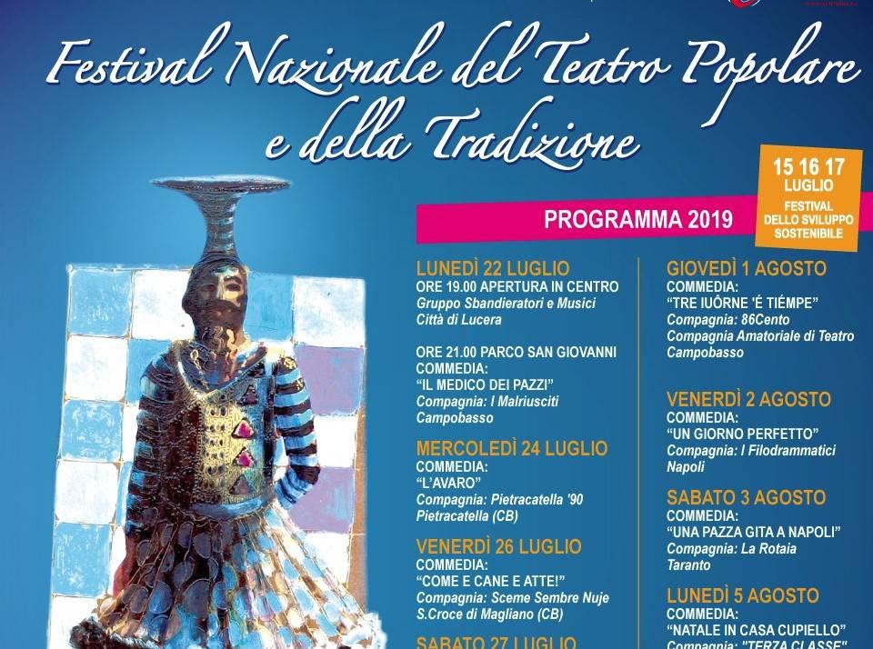 Festival teatro popolare cb
