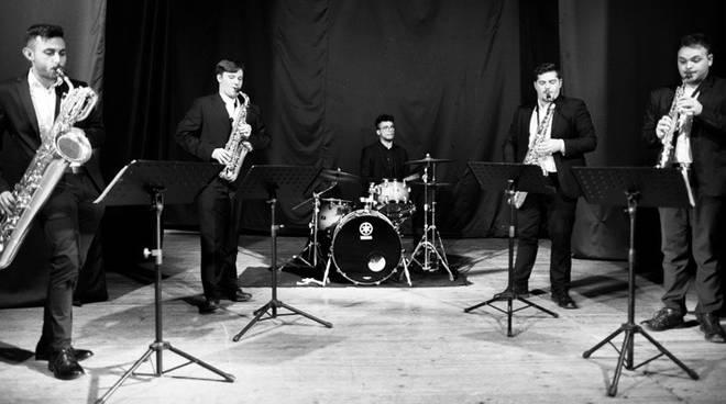Wakanda saxophone quartet