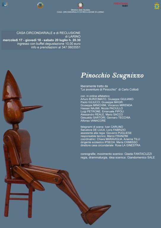 teatro Pinocchio in carcere
