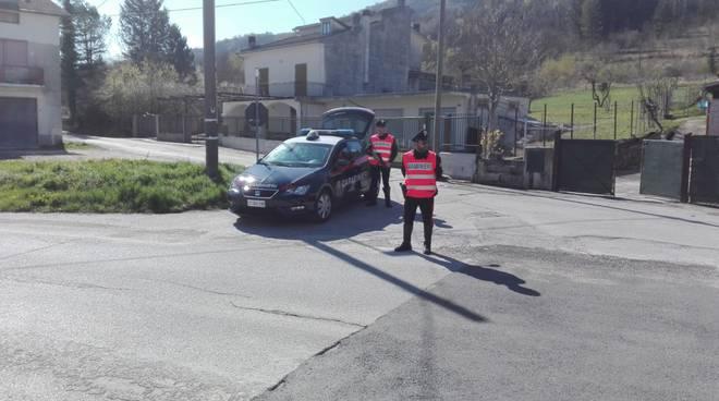 Carabinieri Bojano Radiomobile