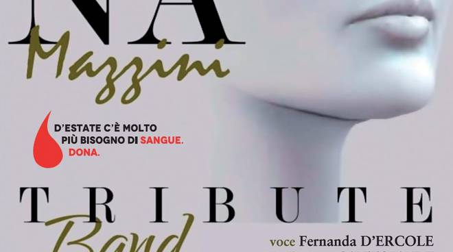 Concerto Mina Tribute band Termoli