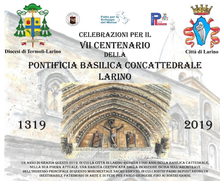 700 anni cattedrale larino