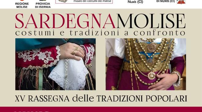 Museo costumi del Molise in Sardegna